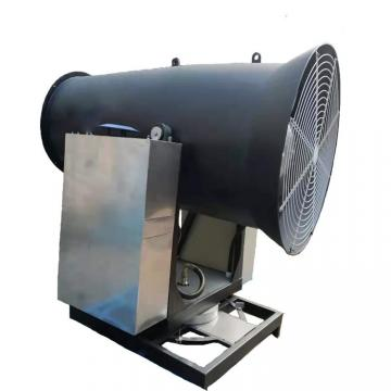 Water Fog Cannon Automatic Spraying Machine