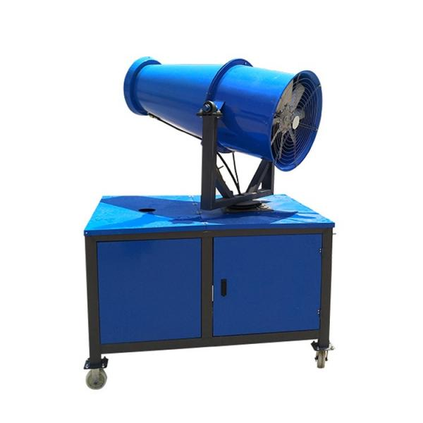Mobile multi functional electric sanitation tricycle disinfection with fog cannon