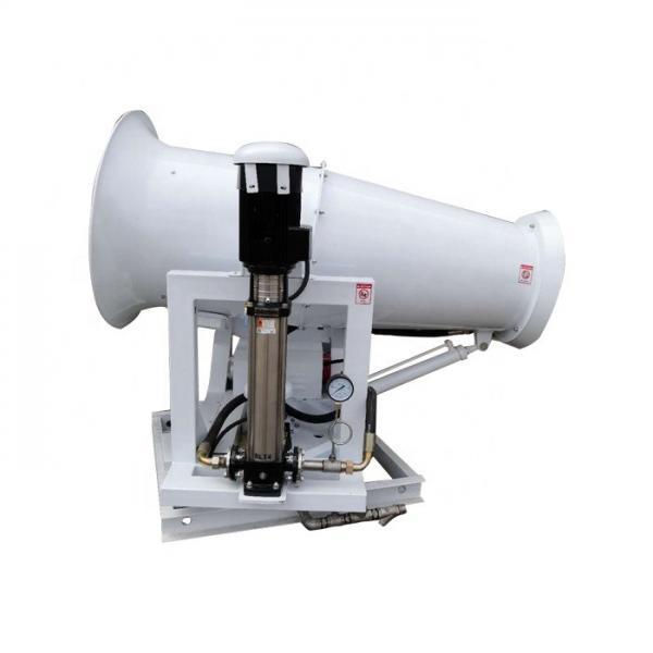 Mobile fog cannon 20-80m water spray mist dust suppression anti fog spray machine price