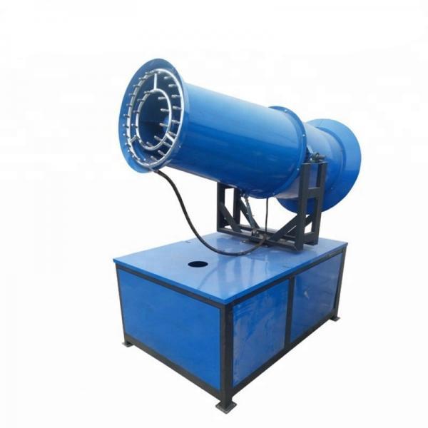 Truck mounted high Pressure Water Mist Cannon For Spray Dust Control Machine Fog Gun