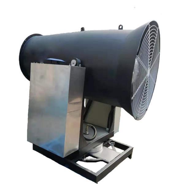 Dust Remove Machine Fog Cannon Water Spraying Against Coronavirus