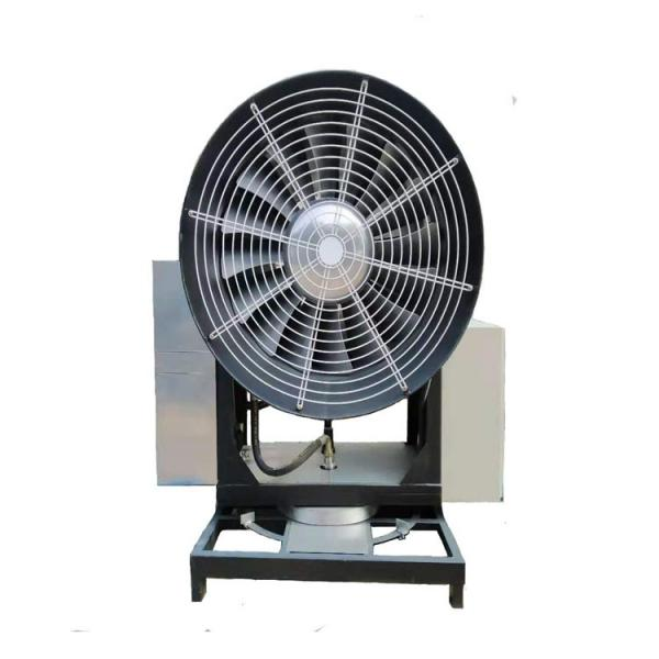 Industrial Air Pollution Environment Protection Dust Water Spraying Fog Cannon Against Coronavirus